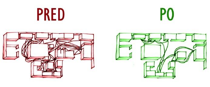 spagetti-diagram