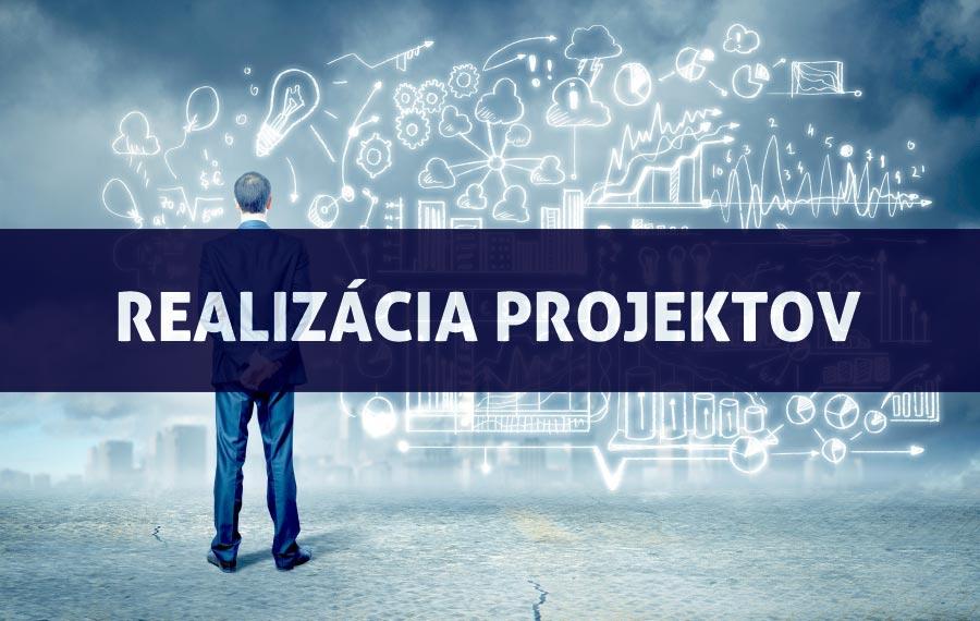 realizacia projektov